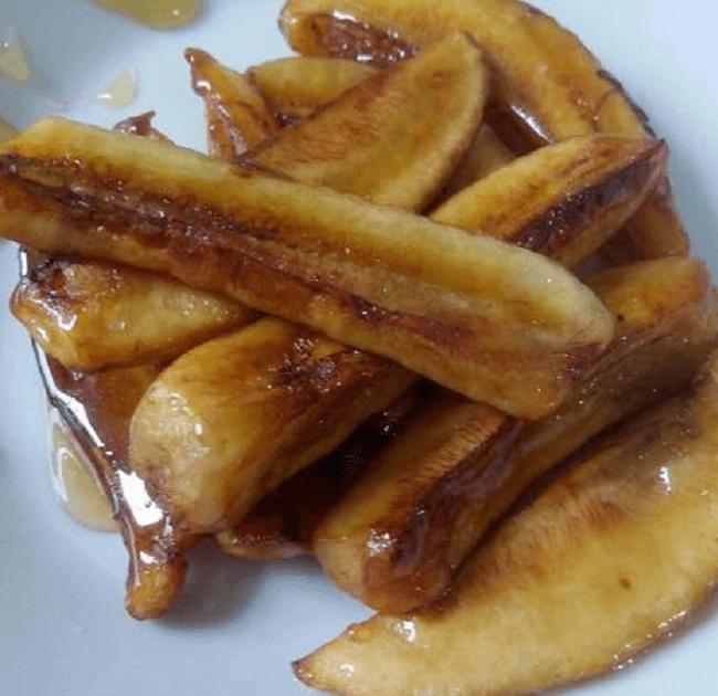 Resep Pisang Caramel by Keke