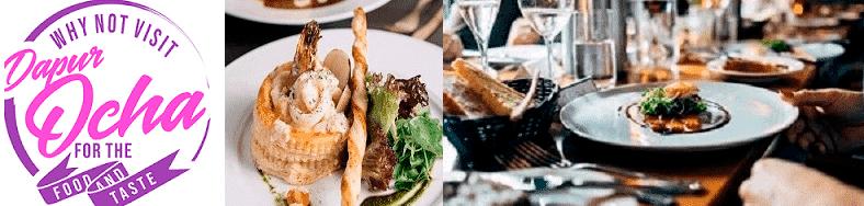Dapur Ocha | Makanan Dan Bisnis