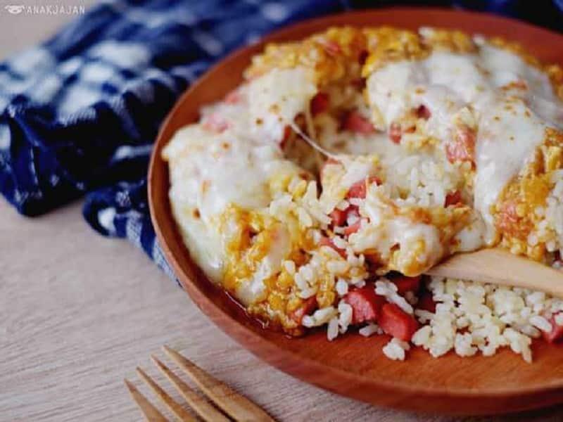 Nasi Panggang Tom Yum