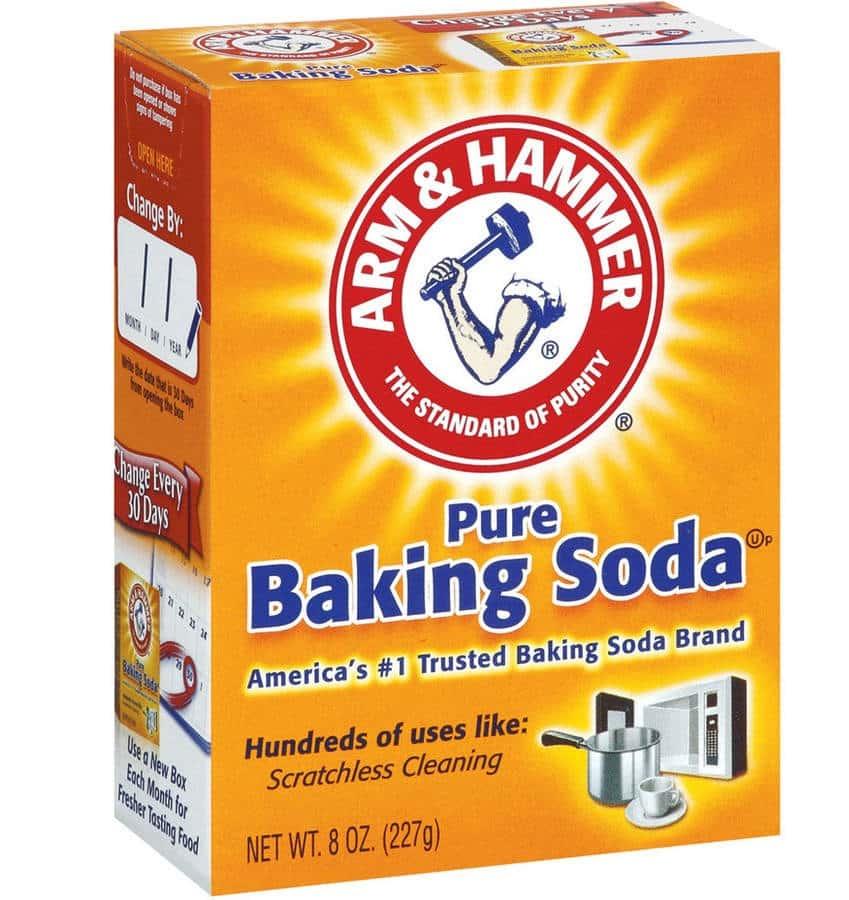 Gambar Baking Soda atau Soda Kue