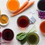 Pewarna alami pada sayuran dan tumbuh-tumbuhan